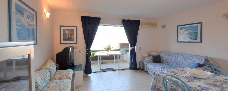 Appartamento con vista mare a Porto Rotondo