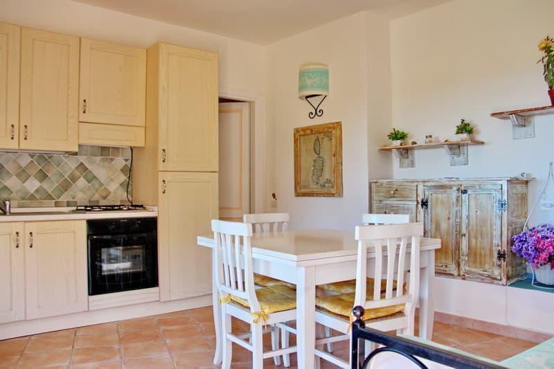 Appartamento con veranda panoramica a Pantogia
