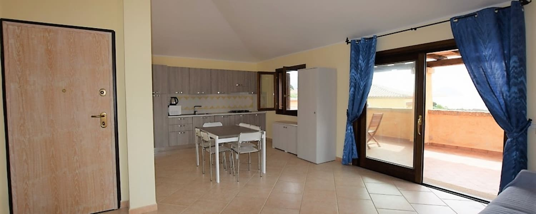 Elegante appartamento vista mare a Golfo Aranci