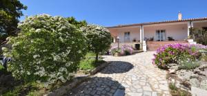 Casa indipendente con terreno e vigneto a Luras