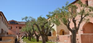 Bilocale con giardino a Cannigione