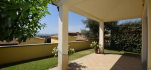 Villa bifamiliare con vista panoramica