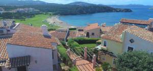 Elegante appartamento sul mare a Porto Cervo