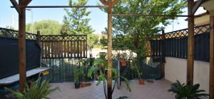 Trilocale con giardino a Olbia