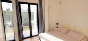 Esclusivo Bilocale con giardino zona via Veronese