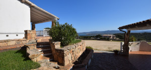 Villa singola  con splendida vista mare