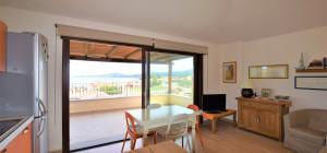 Appartamento panoramico a Cannigione