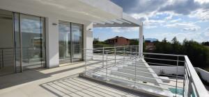 Villa singola con piscina Baia Caddinas