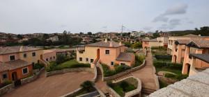 Grande appartamento in residence fronte mare