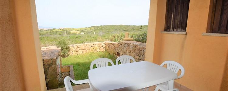 Bilocale Golfo Aranci in residence con piscina