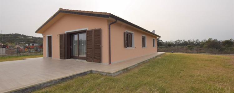 Casa colonica di nuova costruzione